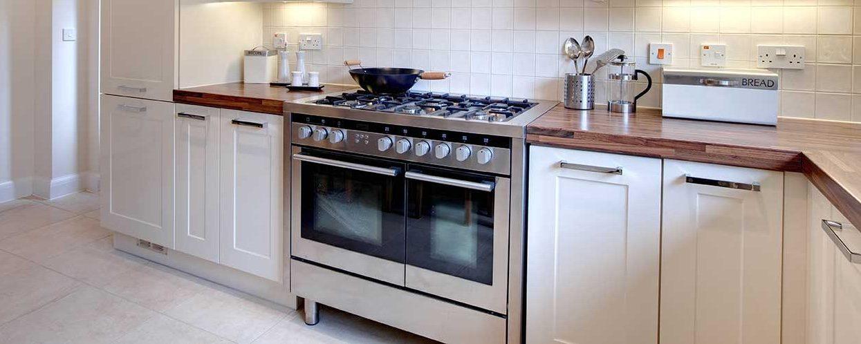 Cookerburra Oven Cleaning - Range Oven